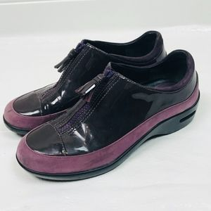 Cole Haan NikeAir Purple size 7.5 B  Comfort Shoes